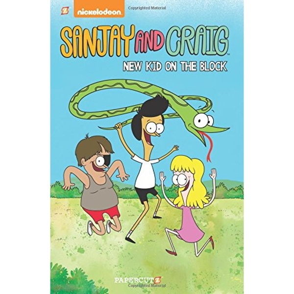 Sanjay and Craig #2: New Kid on the Block