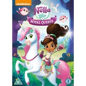 Nella the Princess Knight: Royal Quests DVD