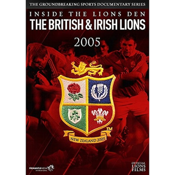 British & Irish Lions 2009: Living with the Pride DVD