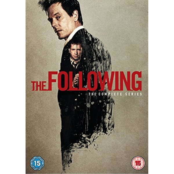 The Following: The Complete Series DVD