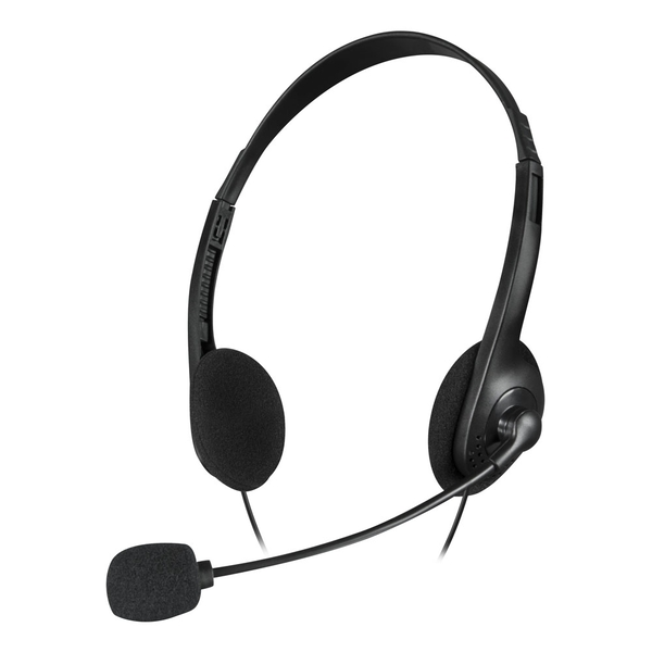 Speedlink Accordo Ultra Lightweight Stereo PC Headset with Microphone 3.5mm Jack