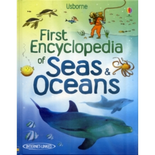 First Encyclopedia of Seas and Oceans by Ben Denne (Hardback, 2011)