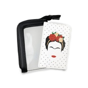 Frida Kahlo Minimalist Card Purse