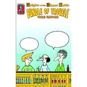 Knights Of The Dinner Table Bundle of Trouble 39