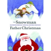The Snowman & Father Christmas Double Pack DVD