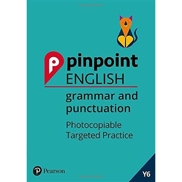 Pinpoint English Grammar and Punctuation Year 6 Photocopiable Targeted SATs Practice (age 10-11) Spiral bound 2018