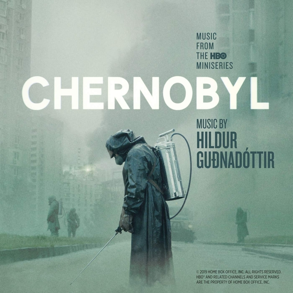 Chernobyl Soundtrack CD