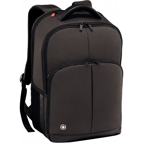 Wenger 601073 Link 16inch Laptop Backpack with Tablet Pocket Grey