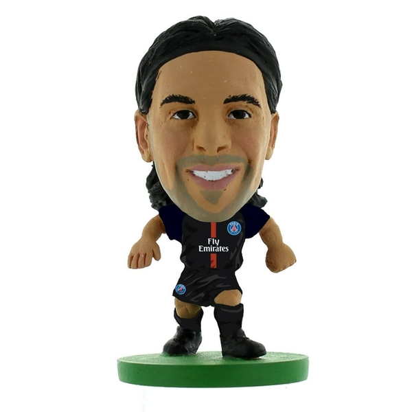 Soccerstarz Javier Pastore Paris St Germain Home Kit 2018 Figure
