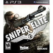 Sniper Elite V2 Game PS3 (#)