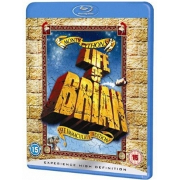 Monty Python's Life of Brian The Immaculate Edition Blu-ray