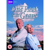 One Foot in the Grave Complete Series 1 - 6 Plus Christmas Specials Box Set DVD