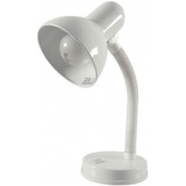 Lloytron L958WH Desk Lamp White UK Plug