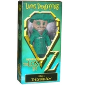 Purdy as The Scarecrow (Living Dead Dolls) Mezco Wizard of Oz Variants Doll