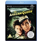African Queen - The - Restoration Edition Blu-Ray