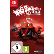 Big Bobby Car The Big Race Nintendo Switch Game