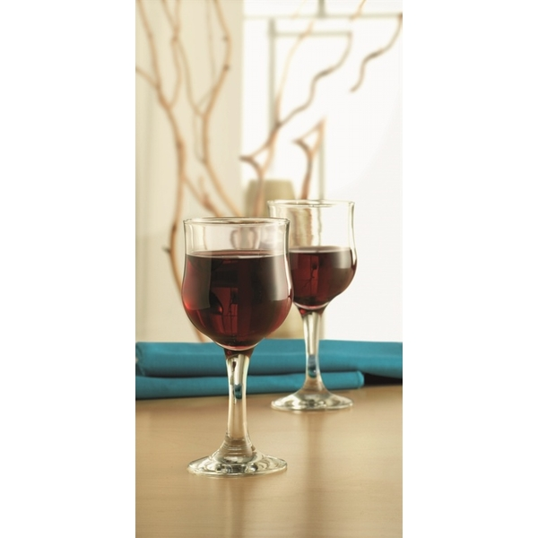 Rayware Tulip Red Wine Glasses x 4 24cl