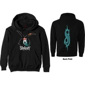 Slipknot - Graphic Goat Men's XX-Large Pullover Hoodie - Black