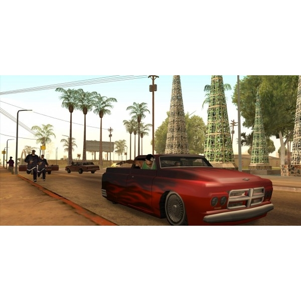Grand Theft Auto GTA San Andreas Game PC - Image 3