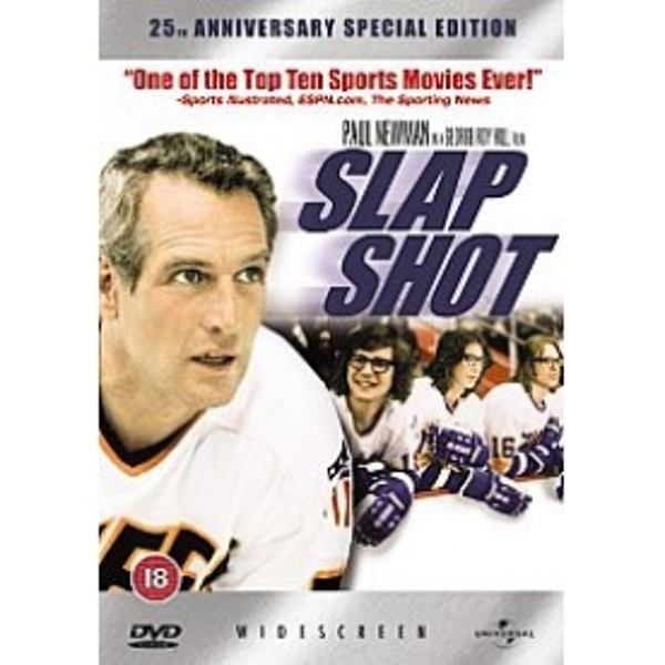 Slap Shot DVD