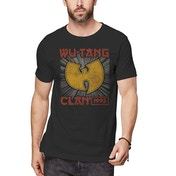 Wu-Tang Clan - Tour '93 Men's Large T-Shirt - Black