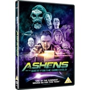 Ashens And The Quest For The Gamechild DVD