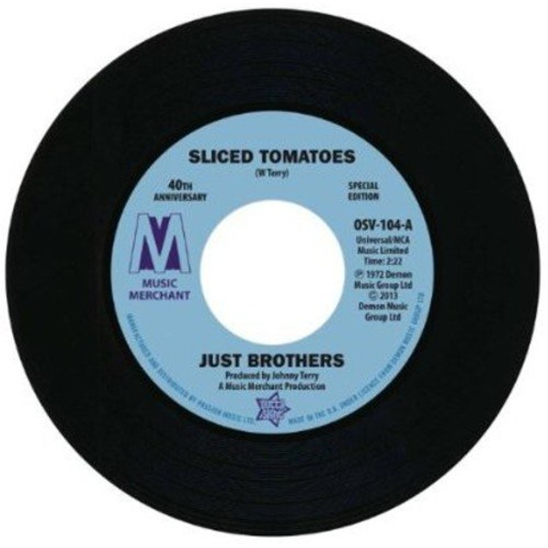 Just Brothers - Sliced Tomatoes Vinyl