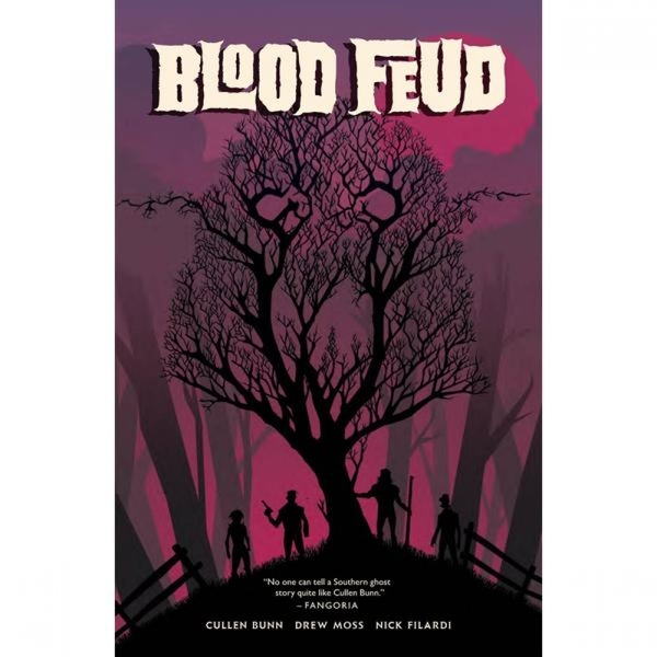 Blood Feud Paperback