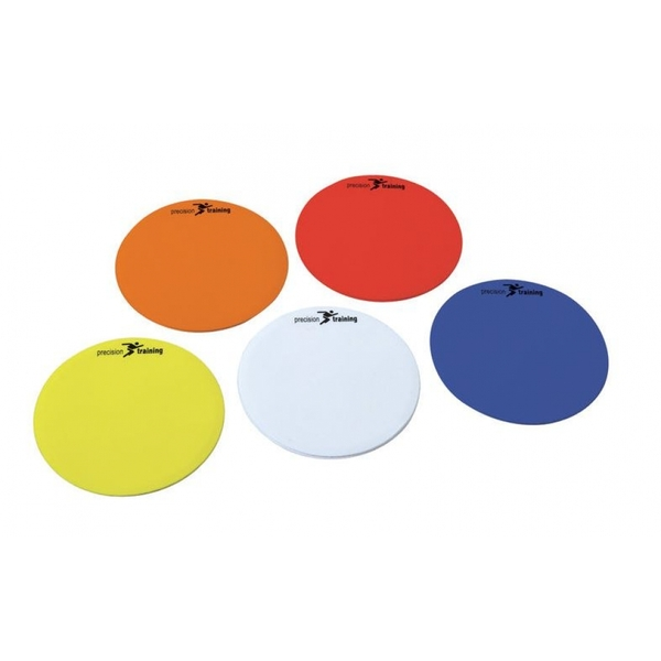 PT Multi Colour Round Marker Discs Set of 10