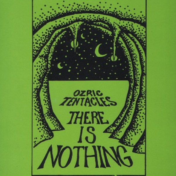 Ozric Tentacles - There Is Nothing Vinyl
