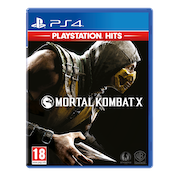 Mortal Kombat X PS4 Game (PlayStation Hits)