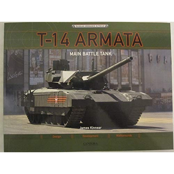 T-14 Armata Main Battle Tank  Paperback / softback 2018