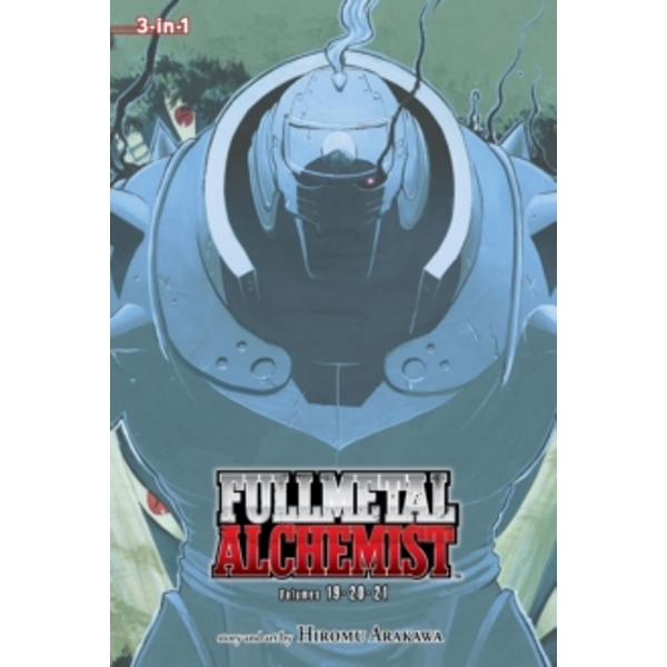 Fullmetal Alchemist (3-in-1 Edition), Vol. 7 : Includes vols. 19, 20 & 21 : 7