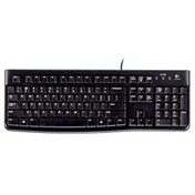 Logitech Keyboard K120 UK layout