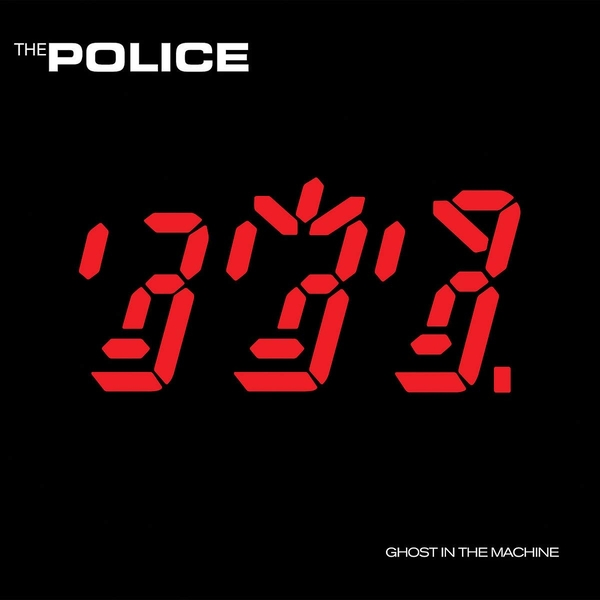 Police - Ghost In The Machine Vinyl