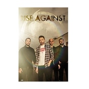 Rise Against Band Maxi Poster