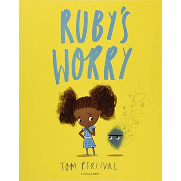 Ruby's Worry A Big Bright Feelings Book Paperback / softback 2018