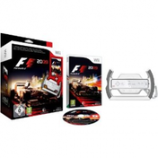 F1 2009 Formula 1 Game includes Steering Wheel Attachment Wii
