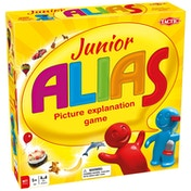 Junior Alias Word Game