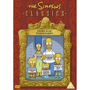 The Simpsons: Crime And Punishment DVD