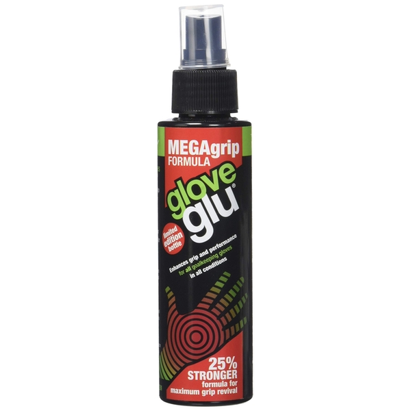 GloveGlu Mega Grip Goalkeeper Formula Glove Grip Spray, 120ml