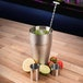 Savisto Premium 8 Piece Boston Cocktail Shaker & Recipe Book - Image 4