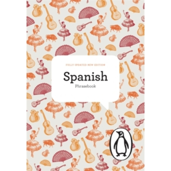 The Penguin Spanish Phrasebook by Jill Norman (Paperback, 2013)