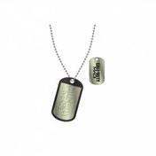 Call of Duty Modern Warfare 3 MW3 Dogtag