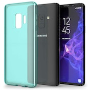 Samsung Galaxy S9 TPU Gel Case - Blue