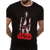 Star Wars - Solo Tonal Line Men's Small T-Shirt - Black