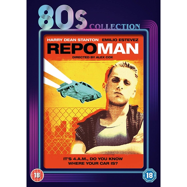 Repo Man - 80s Collection DVD