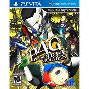 Persona 4 Golden Game PS Vita (#)