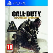 Call Of Duty Advanced Warfare PS4 Game (with Advanced Arsenal DLC)