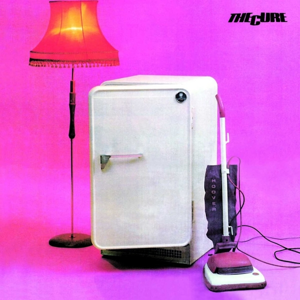 The Cure ‎– Three Imaginary Boys Vinyl